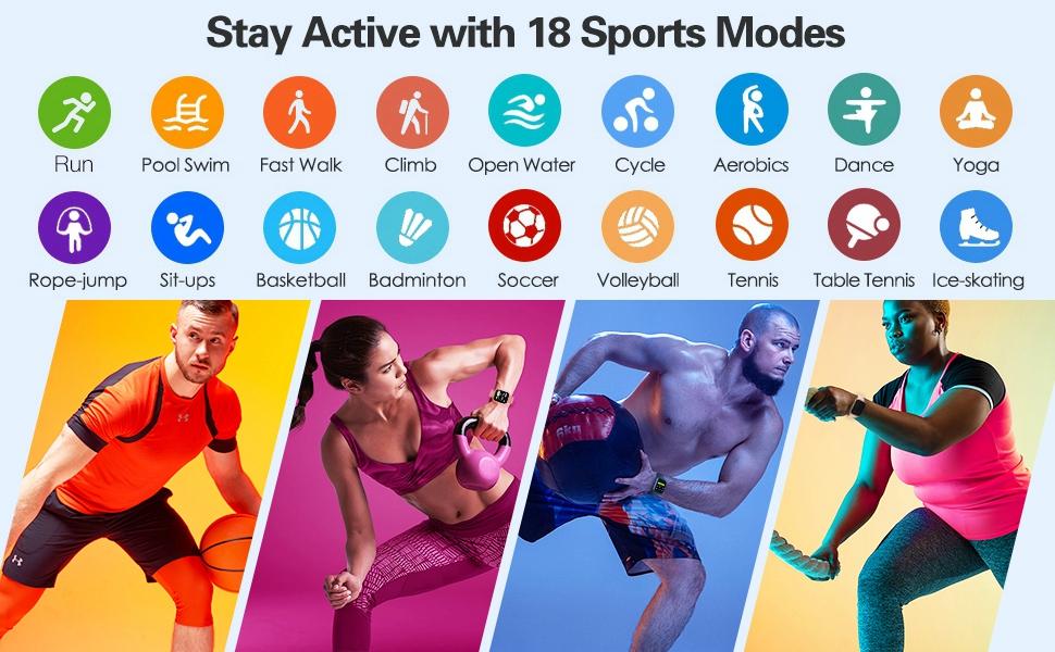 18 sports mode
