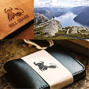 mens bifold wallet genuine leather rfid
