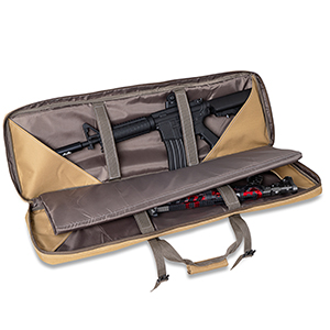 double rifle case