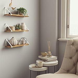 tv shelf tv stand bookshelf living room shelves plant shelves boho decor farmhouse wall decor shelf
