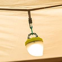 ランプ吊りポイント