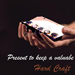 Hard Craft Watch Box