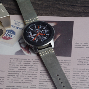 Grey watch bands
