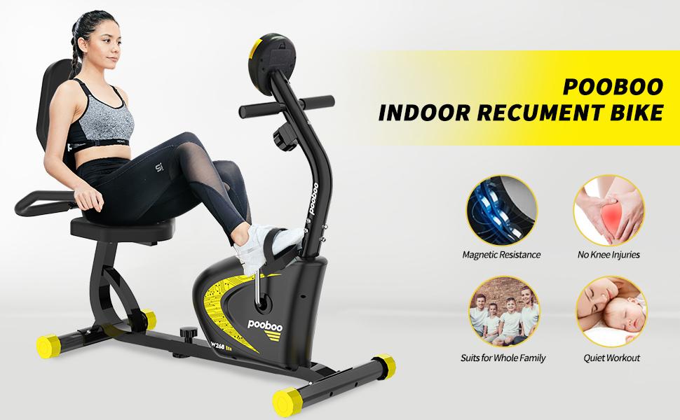 w268 recument exercise bike