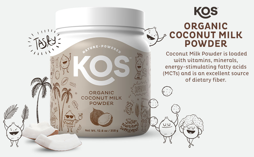 kos coconut milk
