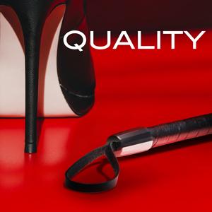 noir flinch crop quality wrist strap for secure hold