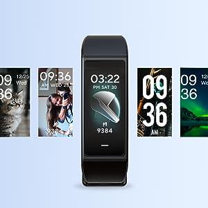 wyze band, activity tracker, activity monitor, smart band, smart watch, alexa built in, alexa watch