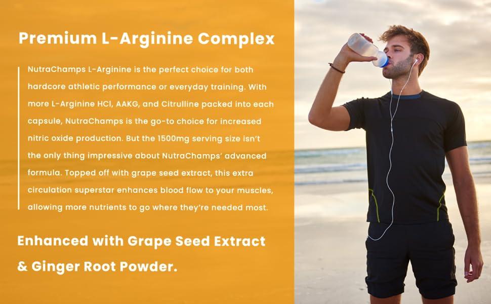 larginine supplement
