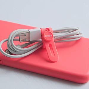 silicone cable tie