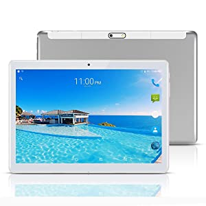 yellyouth tablet 10 inch silver