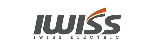 IWISS Brand Logo