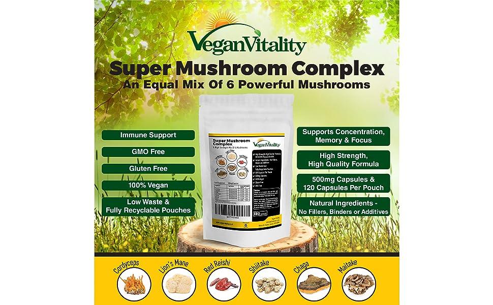 time health four sigmatic coffee natural vitamin c turkey tail host defense shiitake lion lion's