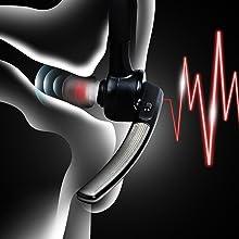 CHOCKALOTTA In-Ear Adapter Mount for Plantronics Voyager 5200 & Plantronics Voyager Legend Headsets
