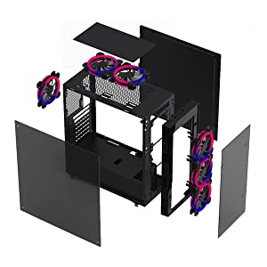 High premium desktop computer christmas gift business office college students customized computer