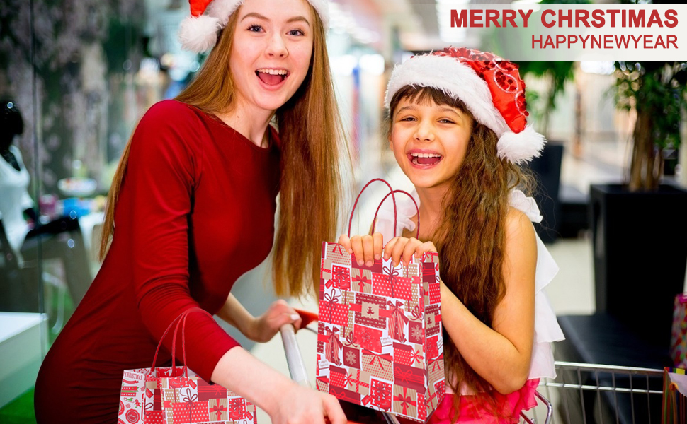christmas bags for gifts