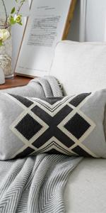 lumbar throw pillow covers