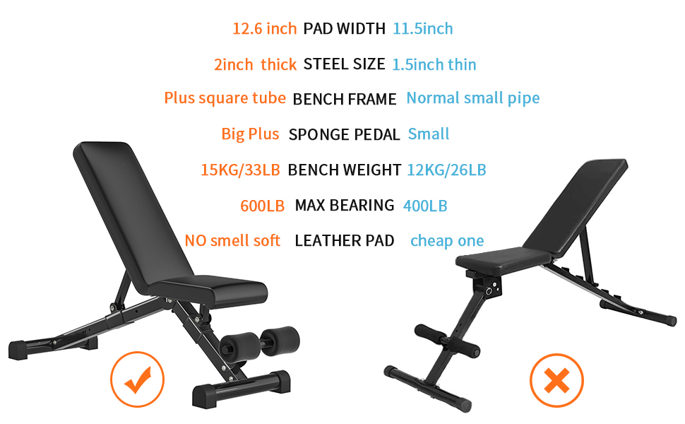 stable weight bench
