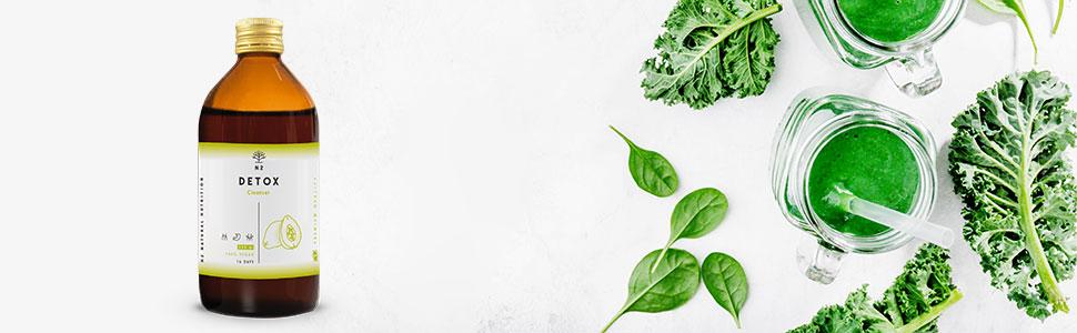 Detox depurativo n2 natural nutrition