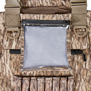 breathable insulated chest wader