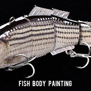 fish body printing