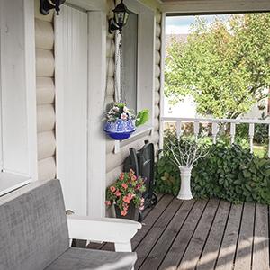Indoor/Outdoor Planter