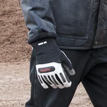 RefrigiWear Ergo Goatskin Gloves combine durable leather premium insulation and soft brushed lining