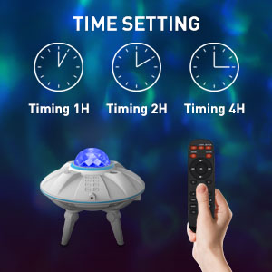 star projector auto-off timer