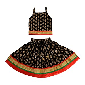 Kids Skirt And Kurti