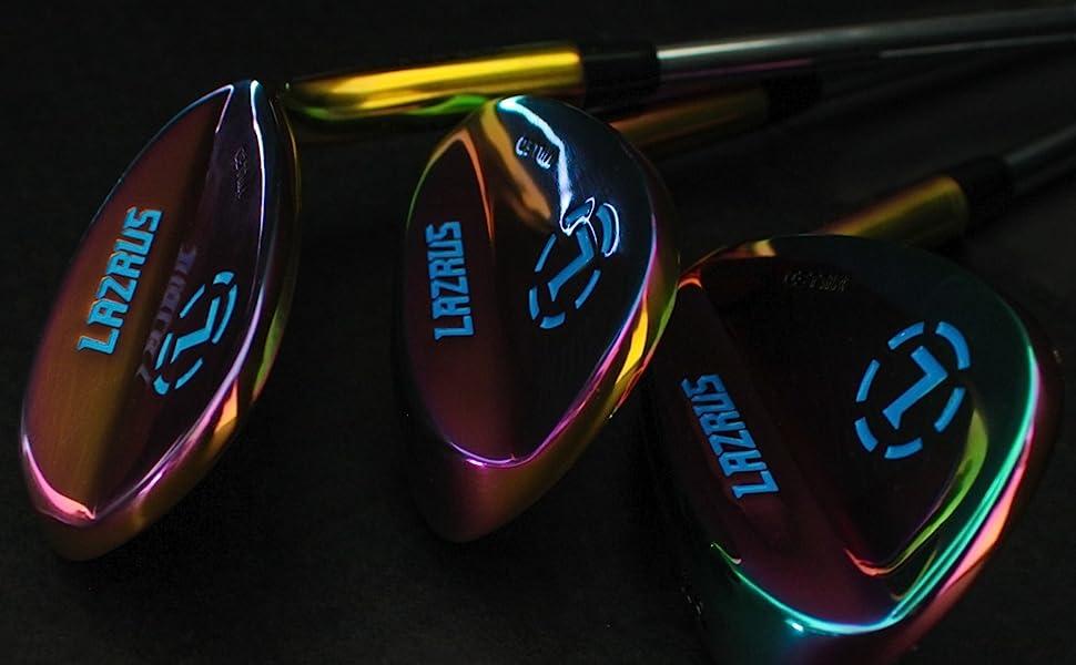 lazrus golf clubs wedges 52 56 60