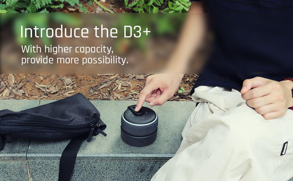 Battery Base for Dot 3rd Generation&Smart Speakers