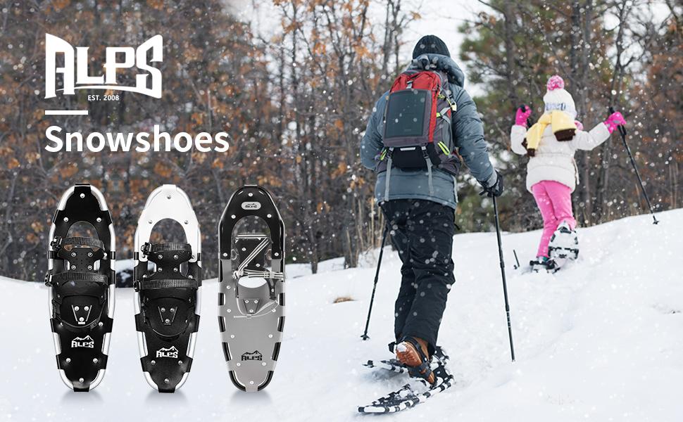 ALPS snowshoes for men boys