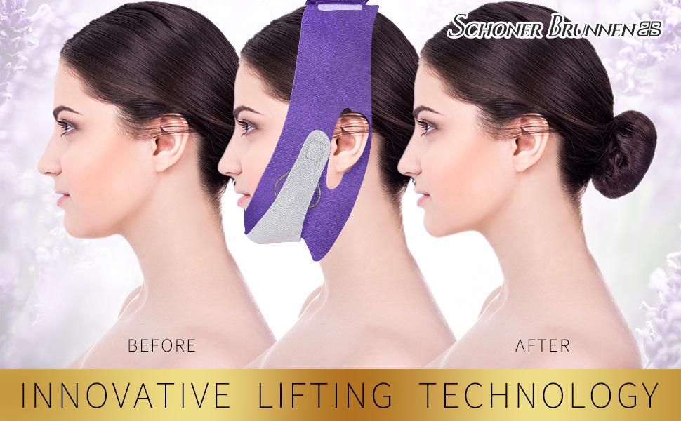 Reusable Graphene Face Slimming Strap