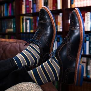 gift for him dress socks men