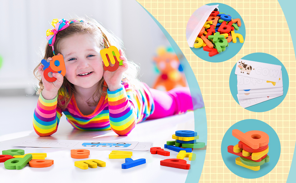 Toys for 3 4 5 6 7 8 Year Old Boys Girls Toddlers ...