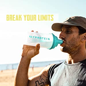 Myprotein, beach, Middle Middle