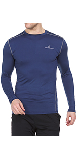 Thermajohn Men's Compression Top
