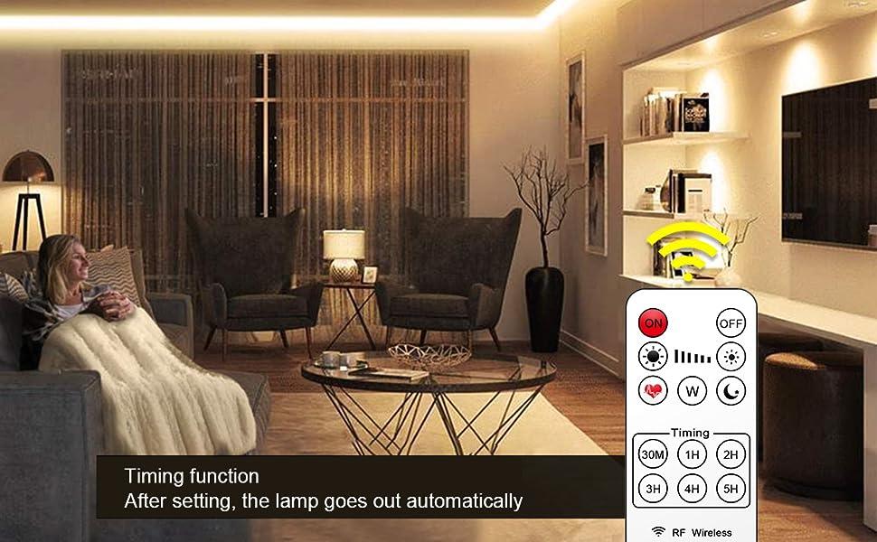 led strip lights for bedroom