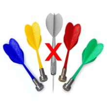 Safe Darts for kids No Sharp Needle