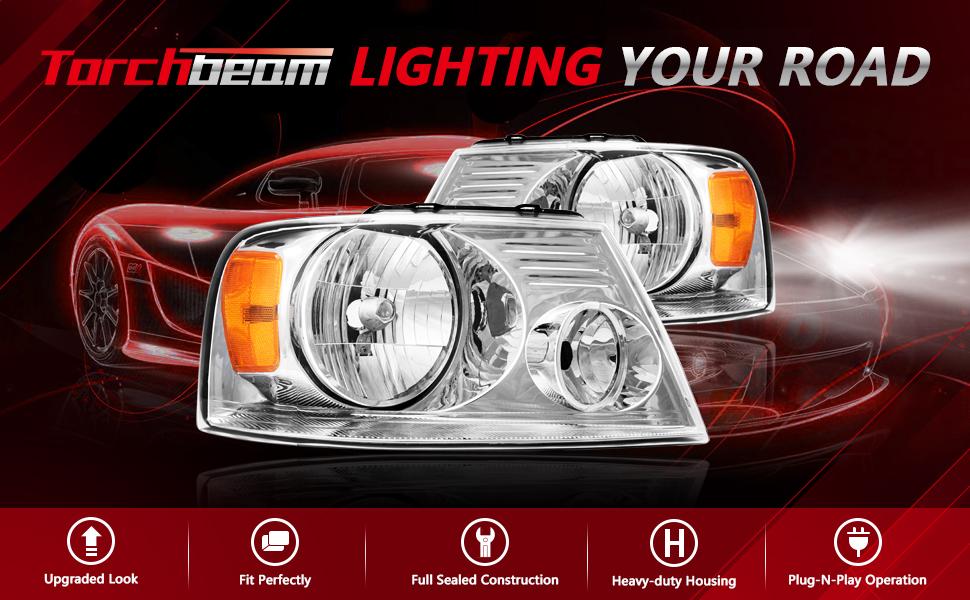 Torchbeam Headlights