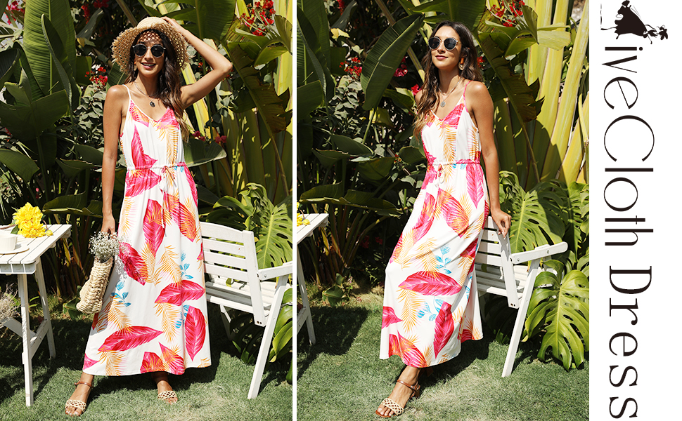 maxi dresses with pockets for sexy casual beach vacation holiday baby shower wear dress
