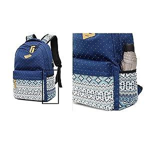Bottle holder backpack vezela