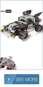 Racer Building Kit