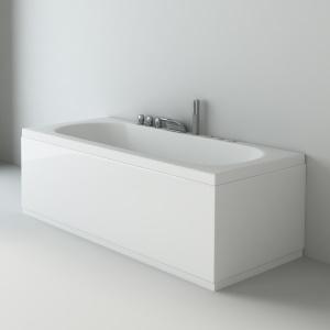 Acubase bath panel