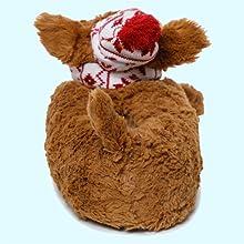 Cute Fluffy Plush Cute Non-Slippery Slipper Indoor Winter Slipper for Boys,Girls & Women