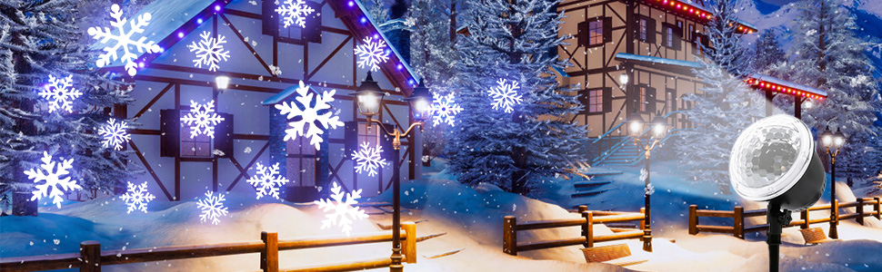 Lights for outdoor decoration