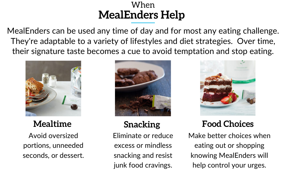 MealEnders Cravings Control