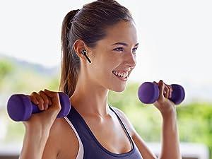 Cuffie Wireless Sportivi