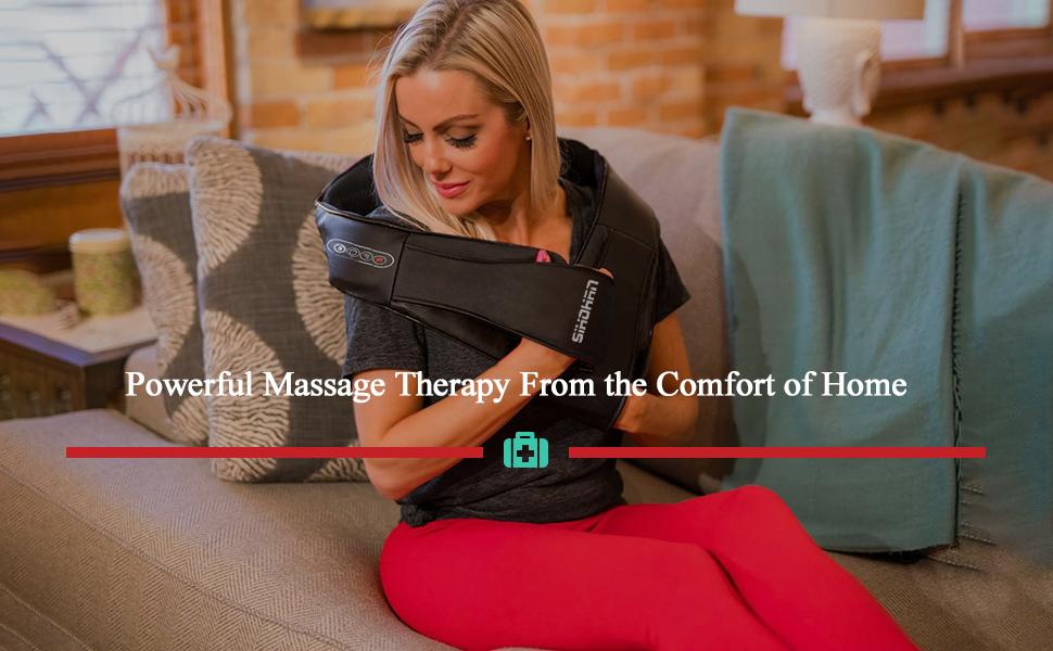 Professional Shiatsu Massager