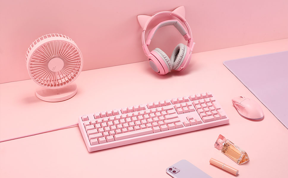 pink mechanical keyboard pink keyboard mechanical keyboard pink pink keyboard gaming keyboard