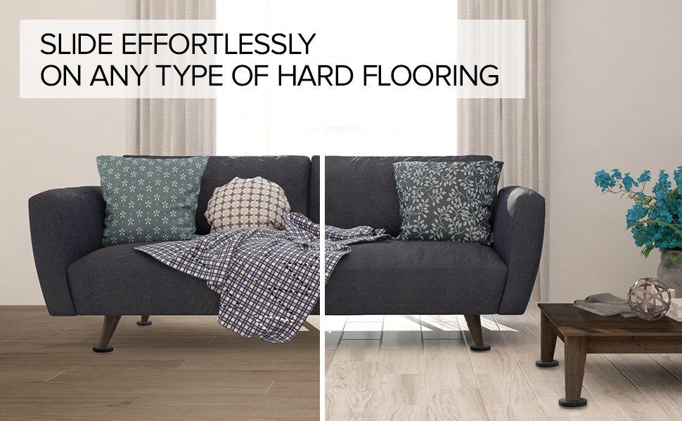 furniture sliders for hardwood floors